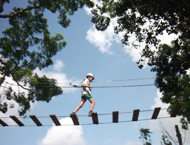 Outdoor activities in Singapore for families: explore the great outdoors!