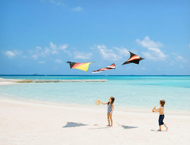 15 reasons to do a Maldives family holiday: Per Aquum perfects the luxury resort with kids club