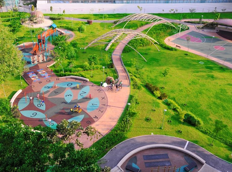 Best neighbourhood and HDB playgrounds in Singapore
