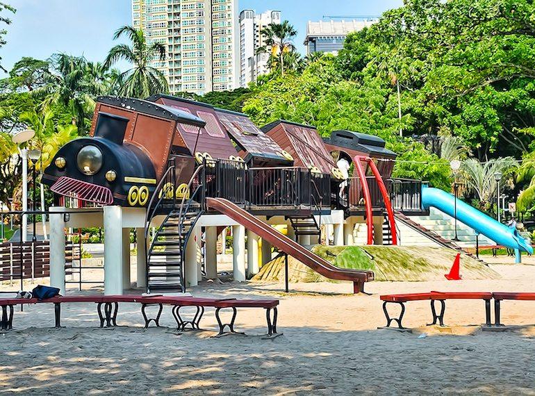 Tiong Bahru Park Honeykids Asia Singapore