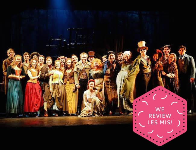 Theatre for teens in Singapore: we review Les Miserables at the Esplanade