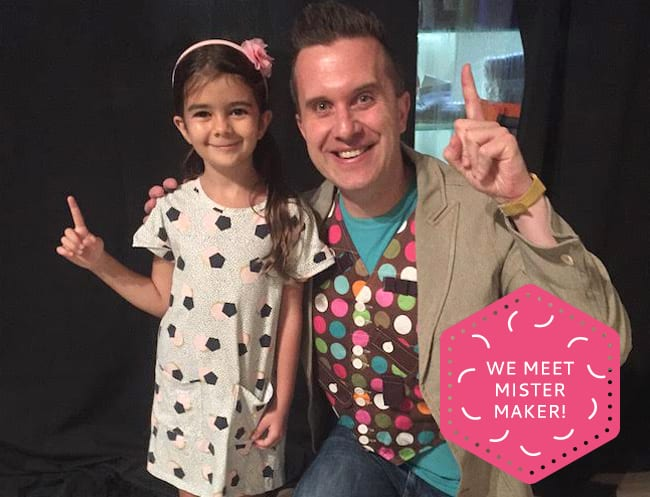 Live Shows For Kids In Singapore Honeykids Interviews Mister Maker