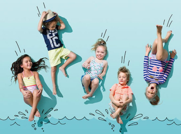 Cotton-on-Kids-swimwear Honeykids Asia Singapore