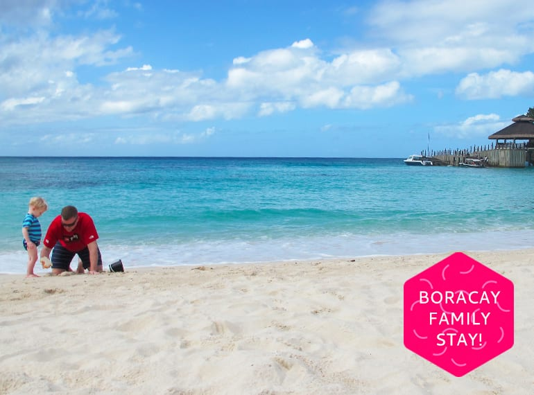Family travel in The Philippines: HoneyKids reviews Shangri-La's Boracay Resort and Spa