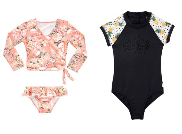 seafolly swimwear for kids Honeykids Asia Singapore