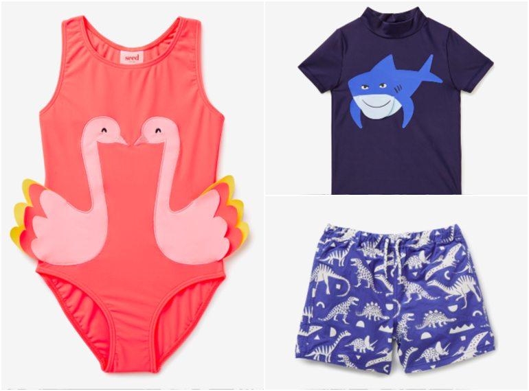 seed-heritage swimwear for kids Honeykids Asia Singapore