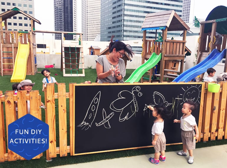 Preschools Singapore Take The Fun Of Learning Home With These Kids