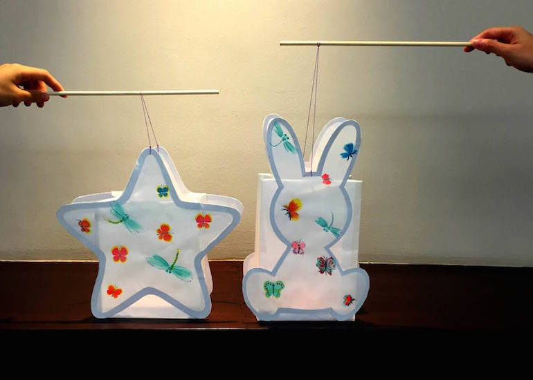 Art And Craft Workshops For Kids In Singapore Lantern Making At The