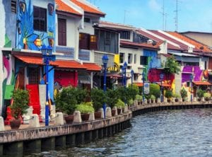 Colourful, rich in culture and so close to Singapore, Malacca is a fantastic destination for a quick trip with the kids!