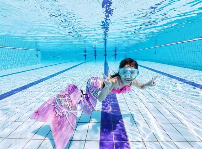 syrena mermaid school Honeykids Asia Singapore