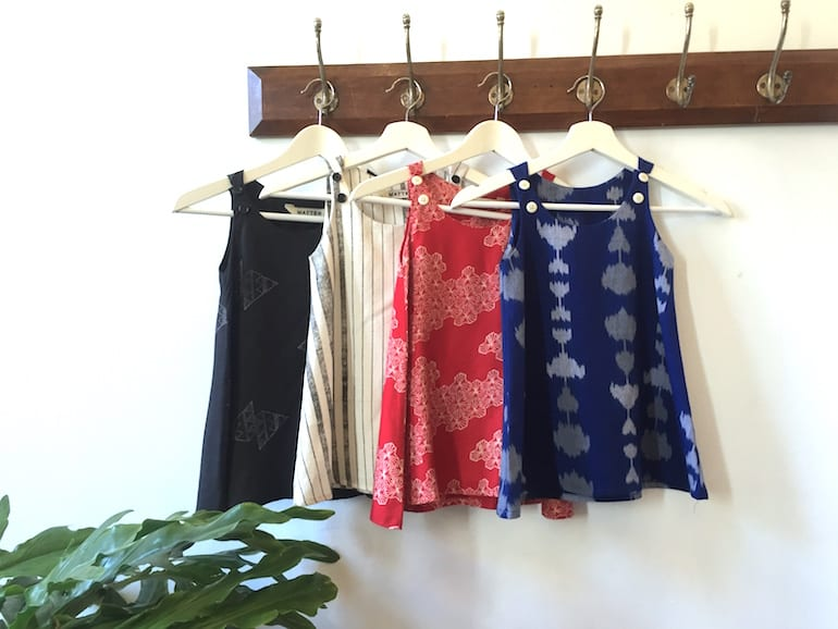 Find of the week: Singapore's coolest ethical fashion label Matter Prints releases mini dresses for toddlers!