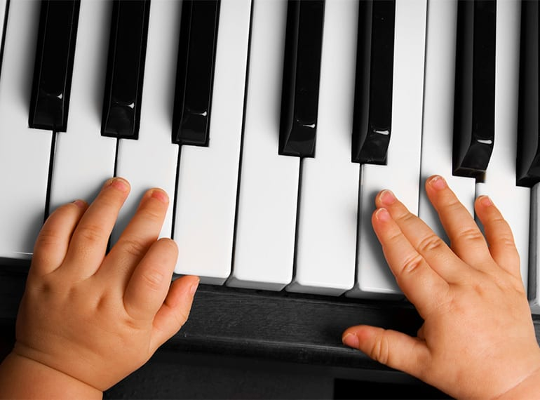 Music lessons and appreciation classes in Singapore for toddlers, kids and teens