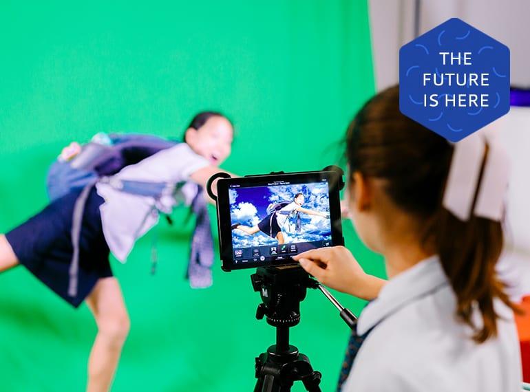 An international school that prepares kids for the real world: GEMS World Academy's Future School