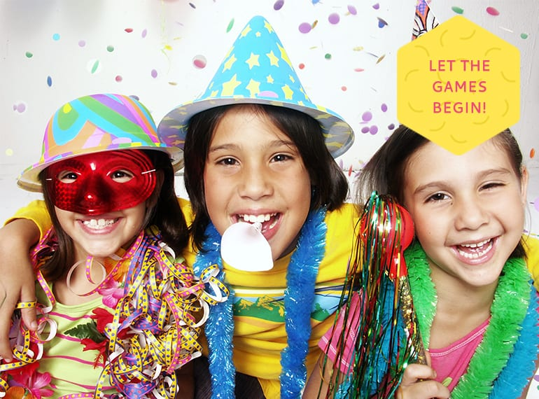10 unique party game ideas that are fun for all ages