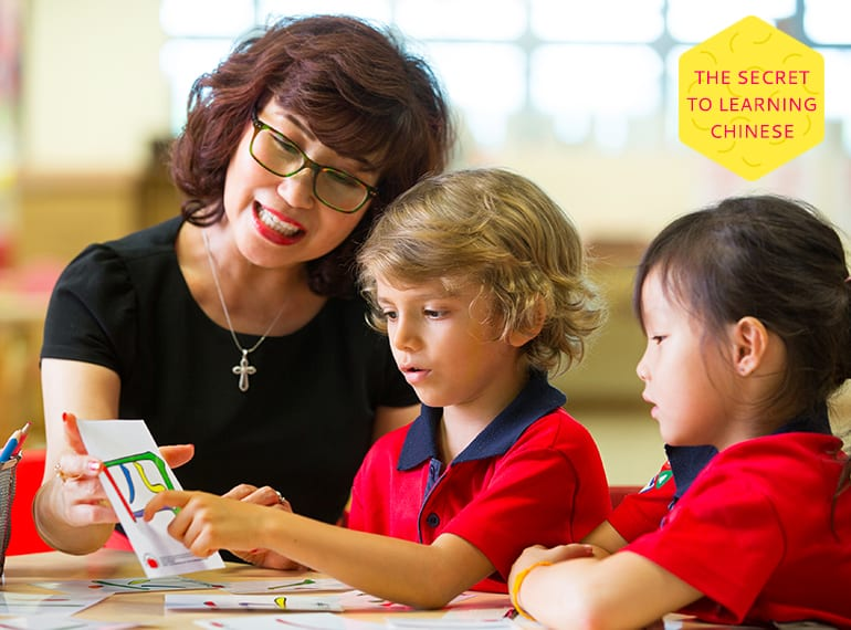 Teaching kids Chinese at Canadian International School in Singapore: how to ensure success