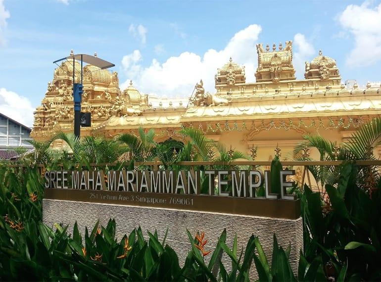 sree-maha-mariamman-temple temples in Singapore Honeykids Asia