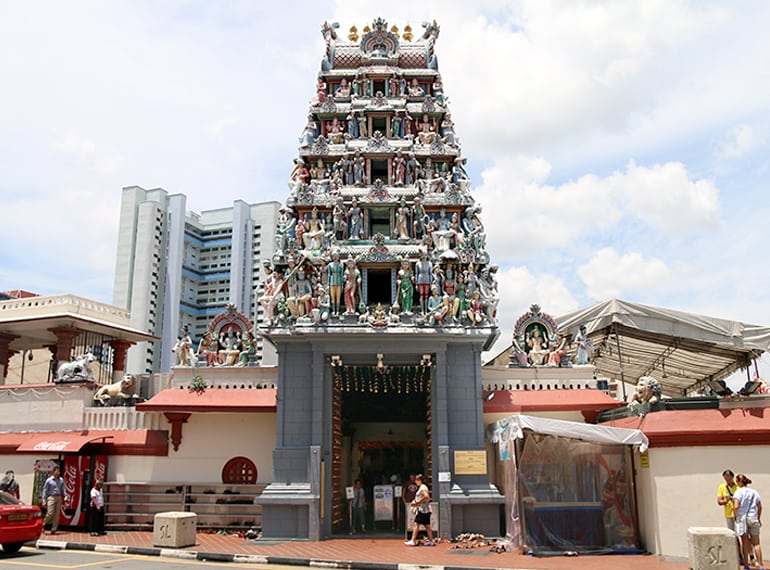 sri-mariamman temple temples in Singapore Honeykids Asia