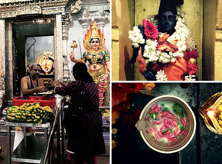 Step inside Sri Veeramakaliamman and soak up the atmosphere in this unmissable temple. Photography