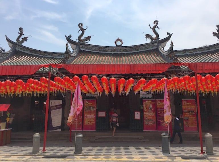 Singapore's best temples Thian Hock Keng HoneyKids Asia