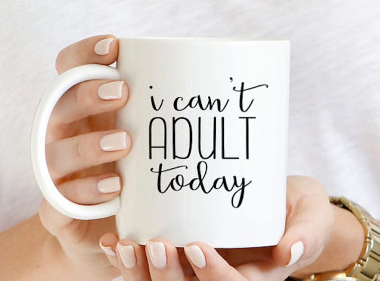 It's World Coffee Day! Motivational mugs for your daily cup (or five) or coffee!