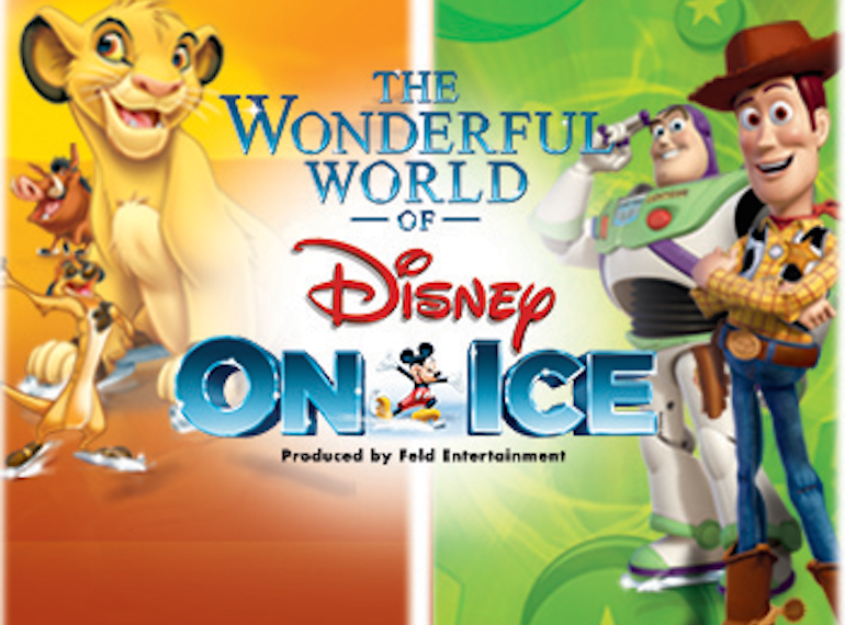 The Wonderful World Of Disney On Ice 2017 Family Shows In Singapore
