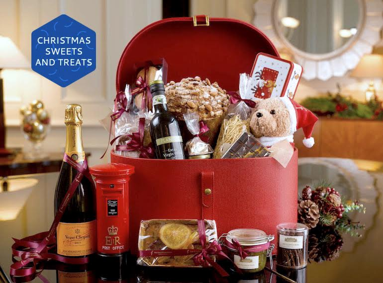Where to get christmas foods in singapore our shopping guide to christmas hampers in singapore negle Image collections