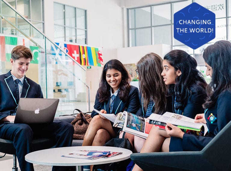 The Singapore international school that prepares students for success in the real world: GEMS World Academy's Entrepreneurship program