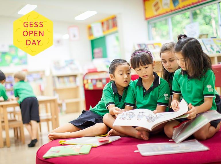 Best international schools: German European School Singapore (GESS) provides multi-lingual education from Preschool to Secondary