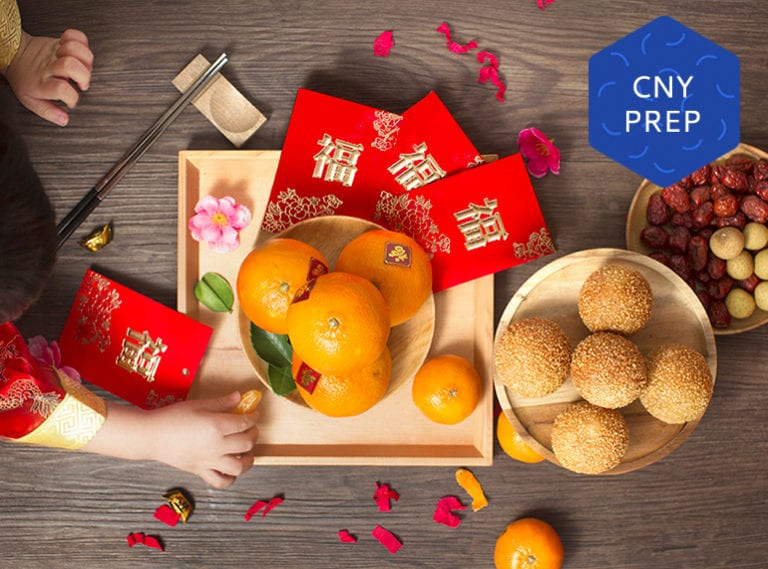 How to get ready for Chinese New Year quickly, easily, and without losing your mind
