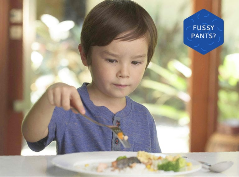 How to get your kids to eat a varied and balanced diet: tips for dealing with fussy eaters