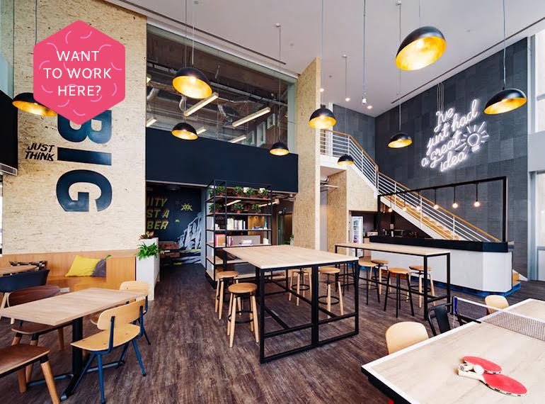 Co working spaces singapore