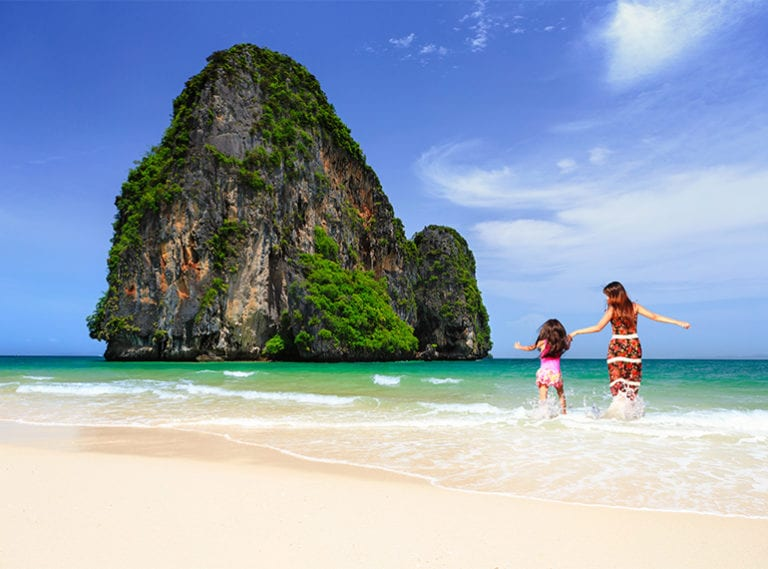 Planning a family holiday? Read our month-by-month guide to the best weather around Asia
