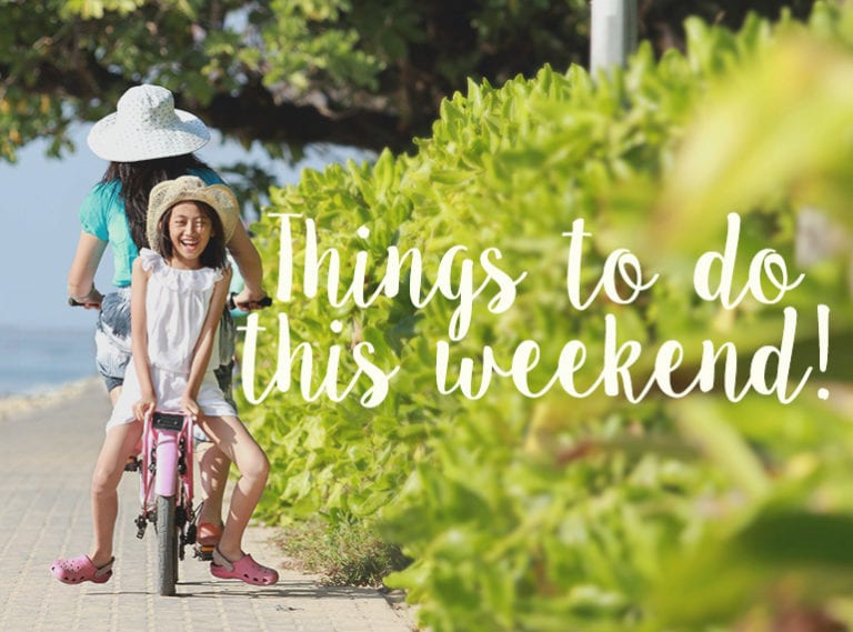 10 things to do with the kids this weekend in Singapore: 15-16 September 2018