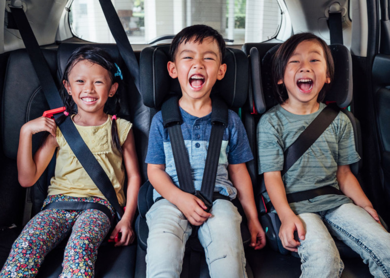 Is taxi travel in Singapore safe for babies and kids? Here's what you need to know