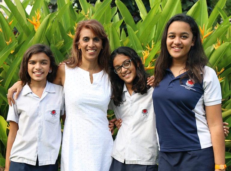 Parent review of Canadian International School Lakeside campus: Anita Bartholomeusz shares her testimonial