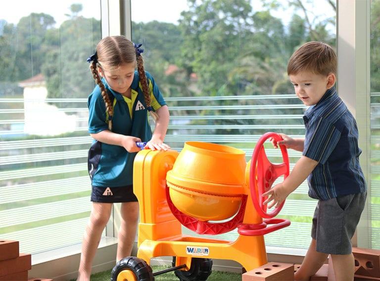 Parent review of Australian International School Singapore: Kylee Smith shares her testimonial