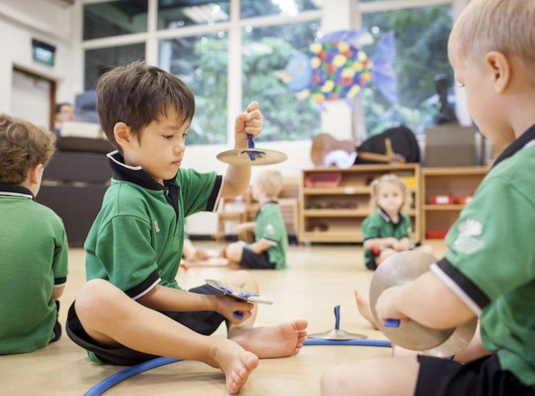 International schools in Singapore: German European School Singapore (GESS) Open Classroom Day 9 March 2017