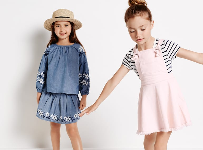 Children's fashion in Singapore: Seed Heritage opens new branch in Paragon Orchard