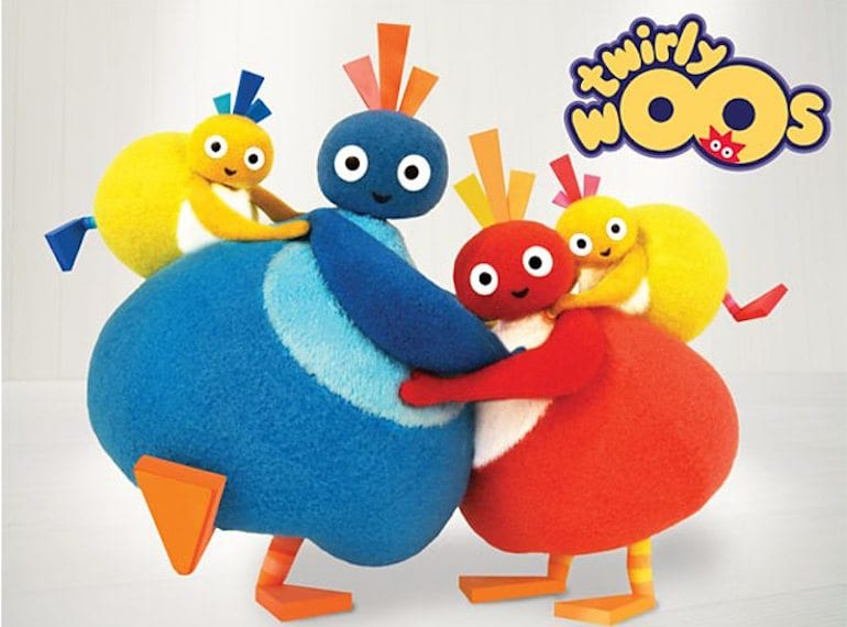 Twirlywoos educational tv programmes for kids