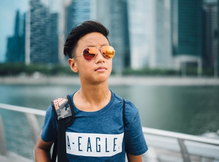 Raising a teenager in Singapore: What I've learned along the bumpy road of parenting a teen