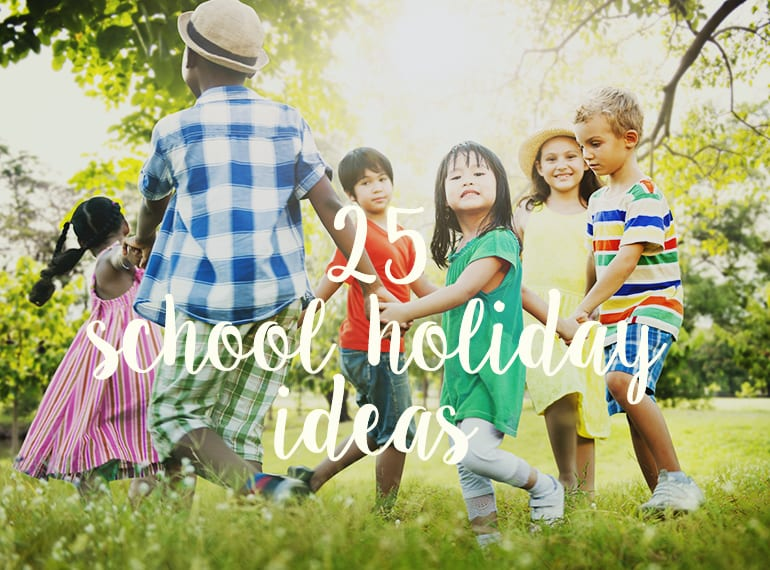 School holiday activities for summer 2018 in Singapore