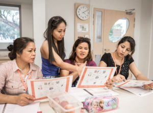 Domestic helper courses in Singapore