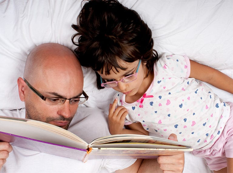 Snuggle up with the kiddos and get stuck into a chapter book you'll love as much as they do!