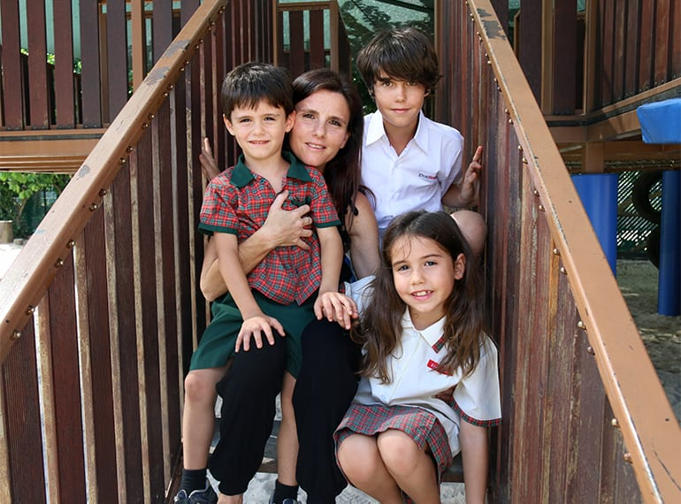 Parent review of EtonHouse International School Broadrick Road: Maria Ricucci shares her testimonial