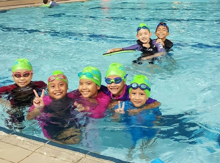 Honeykids Asia Isplash Swimming School