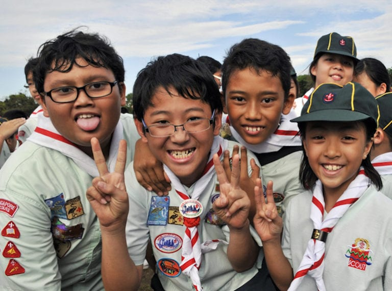 CCAs for kids in Singapore: Scouts, Brownies, Girl Guides and cadets