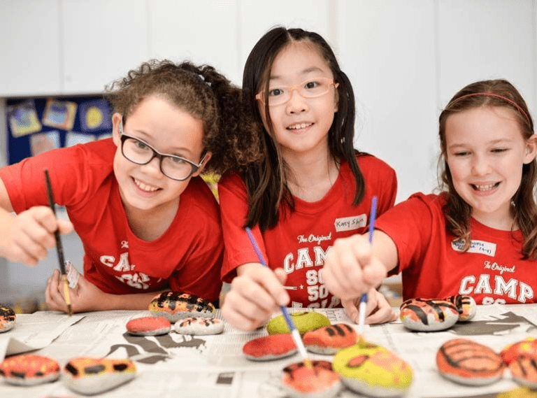 Summer camps in Singapore: Camp Asia's line-up of cool kids' activities for the 2017 school holidays!