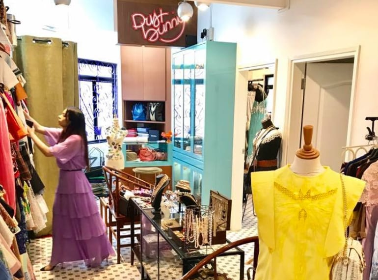 Second-hand and vintage shopping in Singapore