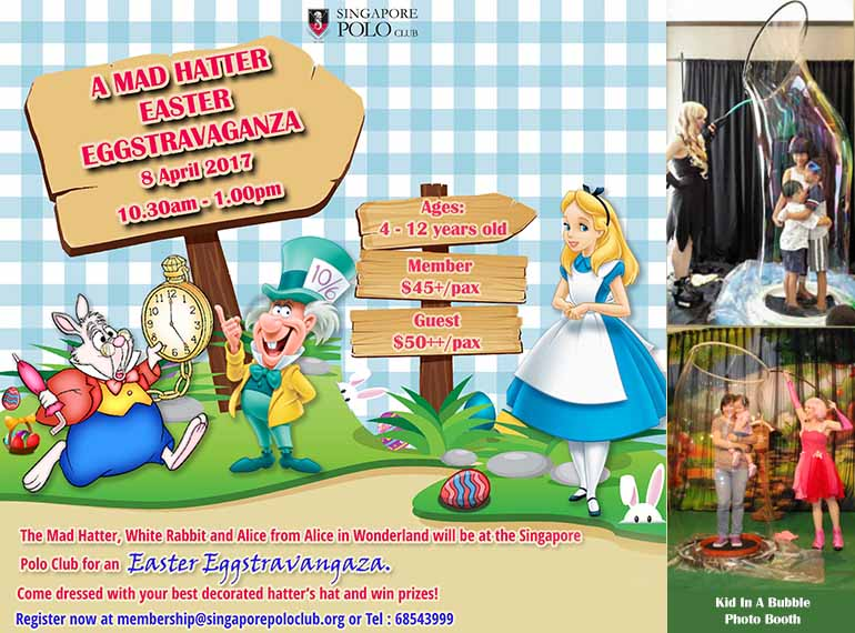 f650e4239 A Mad Hatter Easter Eggstravaganza at the Singapore Polo Club ...