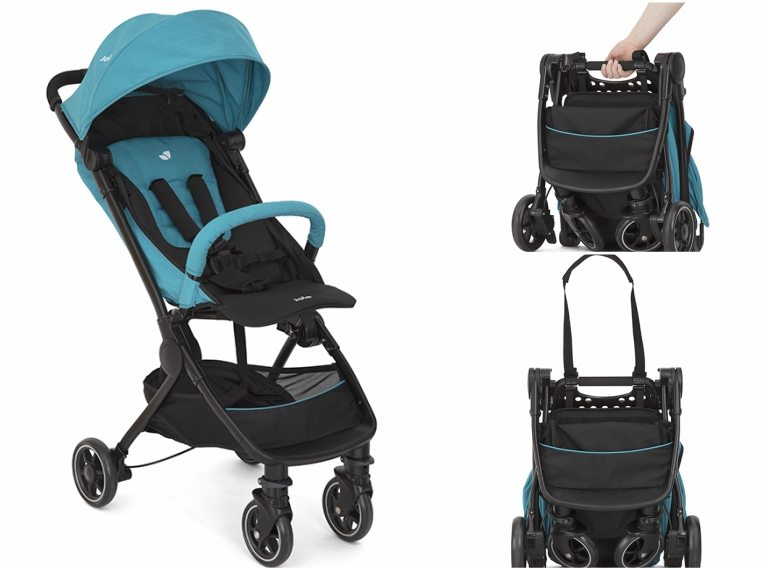 Joie PACT LITE lightweight travel strollers Honeykids Asia Singapore